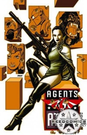 Agents of Atlas (New Series) #10
