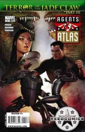 Agents of Atlas (New Series) #11