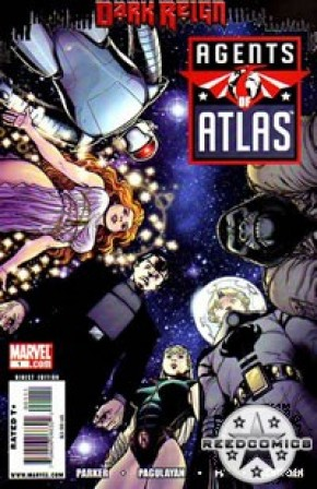 Agents of Atlas (New Series) #1