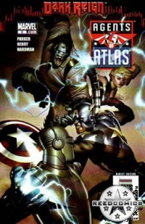 Agents of Atlas (New Series) #3
