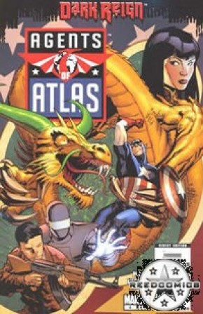 Agents of Atlas (New Series) #4