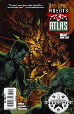 Agents of Atlas (New Series) #7