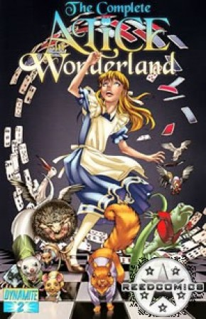 Complete Alice In Wonderland #2