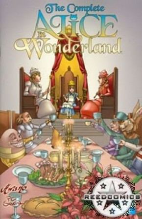 Complete Alice In Wonderland #4