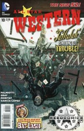 All Star Western Volume 2 #10