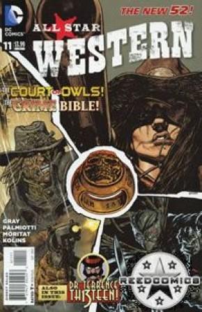 All Star Western Volume 2 #11