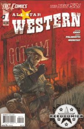 All Star Western Volume 2 #1 (2nd Print)