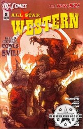 All Star Western Volume 2 #2
