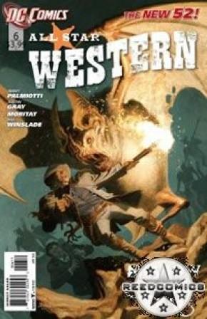All Star Western Volume 2 #6