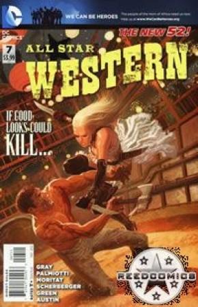 All Star Western Volume 2 #7