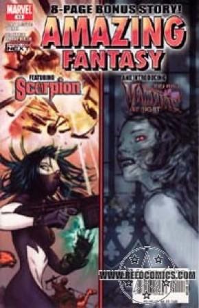 Amazing Fantasy #10