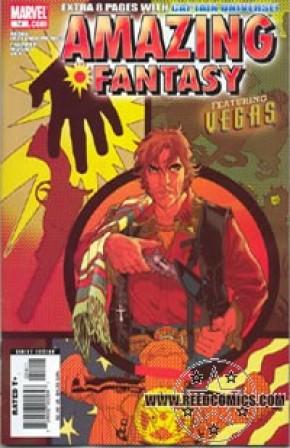 Amazing Fantasy #14