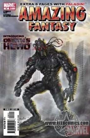 Amazing Fantasy #16