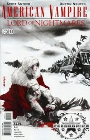 American Vampire Lord of Nightmares #4