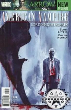 American Vampire Lord of Nightmares #5