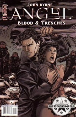 Angel Blood & Trenches #1