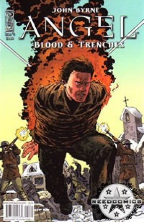 Angel Blood & Trenches #2