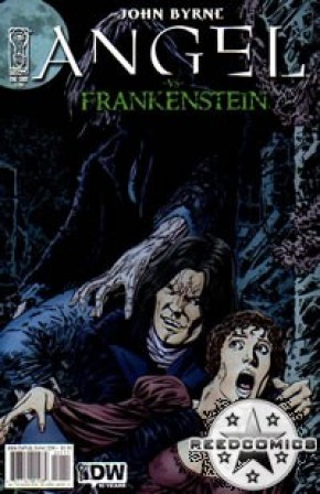 Angel vs Frankenstein