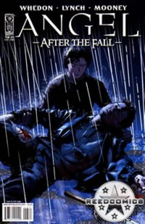 Angel After The Fall #13 (Cover B)