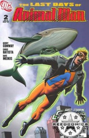 Last Days of Animal Man #2