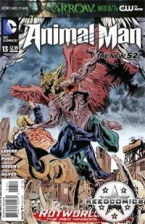 Animal Man Volume 2 #13