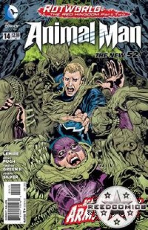 Animal Man Volume 2 #14
