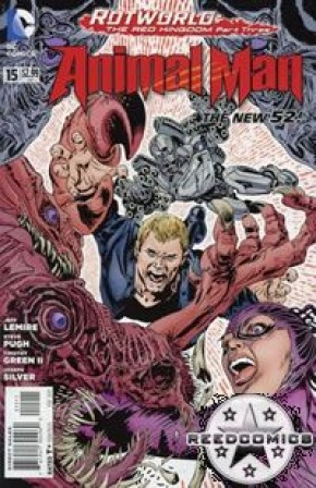 Animal Man Volume 2 #15