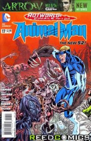 Animal Man Volume 2 #17