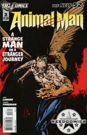 Animal Man Volume 2 #3
