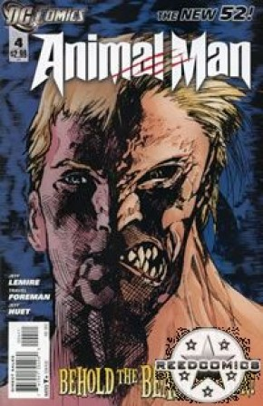Animal Man Volume 2 #4