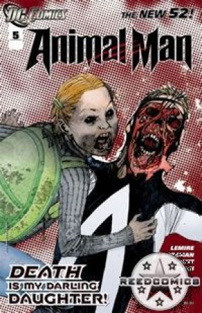 Animal Man Volume 2 #5