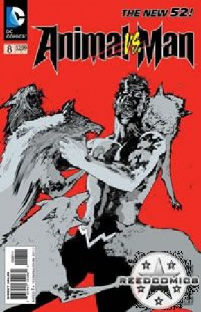 Animal Man Volume 2 #8