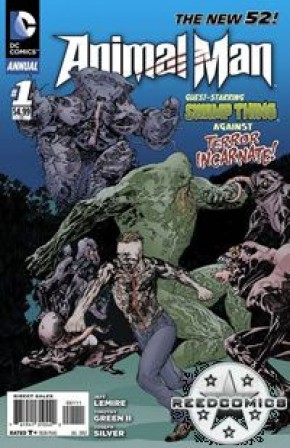 Animal Man Volume 2 Annual #1