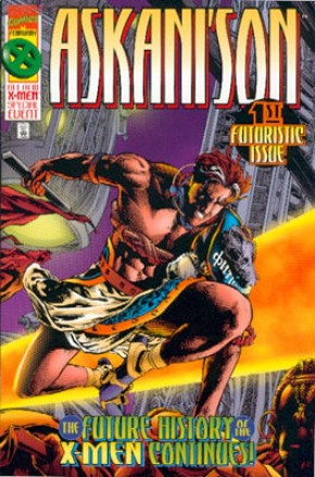 Askani'Son #1 (Young Cable)