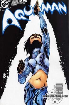 Aquaman Volume 4 #26