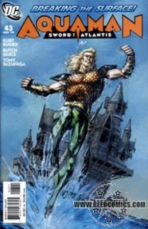 Aquaman #43