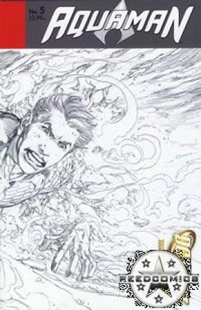 Aquaman Volume 5 #5 (1:25 Incentive)