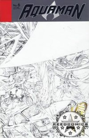 Aquaman Volume 5 #6 (1:25 Incentive)