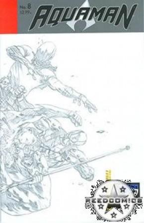 Aquaman Volume 5 #8 (1:25 Incentive)
