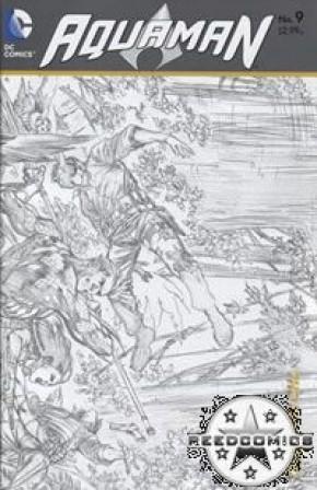 Aquaman Volume 5 #9 (1:25 Incentive)
