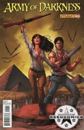 Army of Darkness Ongoing #1