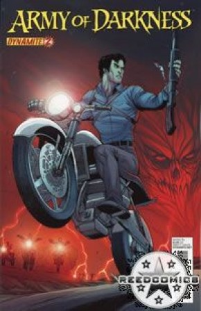 Army of Darkness Ongoing #2