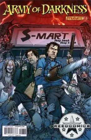 Army of Darkness Ongoing #8