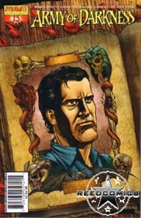 Army of Darkness Volume 3 #13 (Cover A)