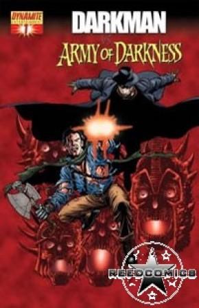 Darkman vs Army of Darkness #1