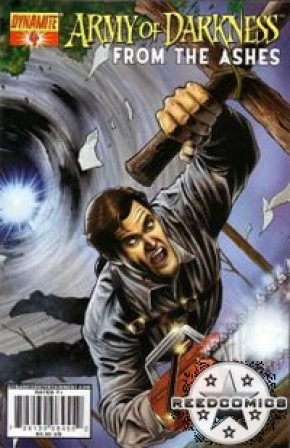 Army of Darkness Volume 2 #4 (1 in 4 Incentive)