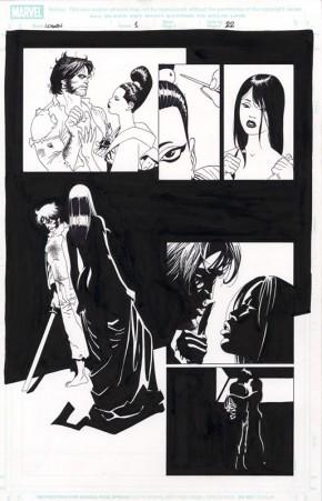Wolverine Logan #1 Page 22