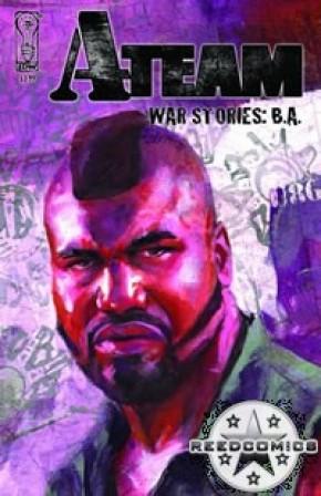 A Team War Stories BA