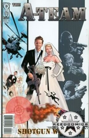 A Team Shotgun Wedding #4