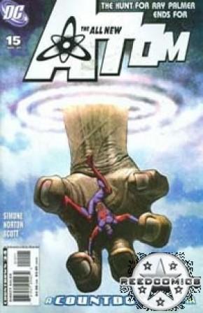 All New Atom #15